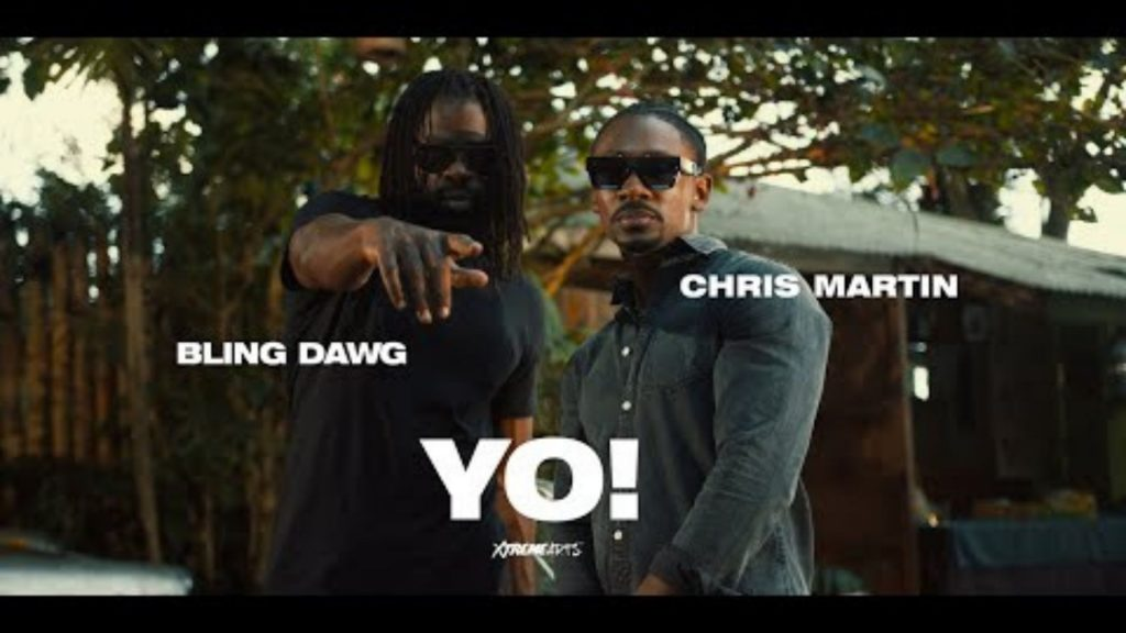 Bling Dawg Shares First Single 'YO!' With Christopher Martin From His Debut Album 'Elev8'