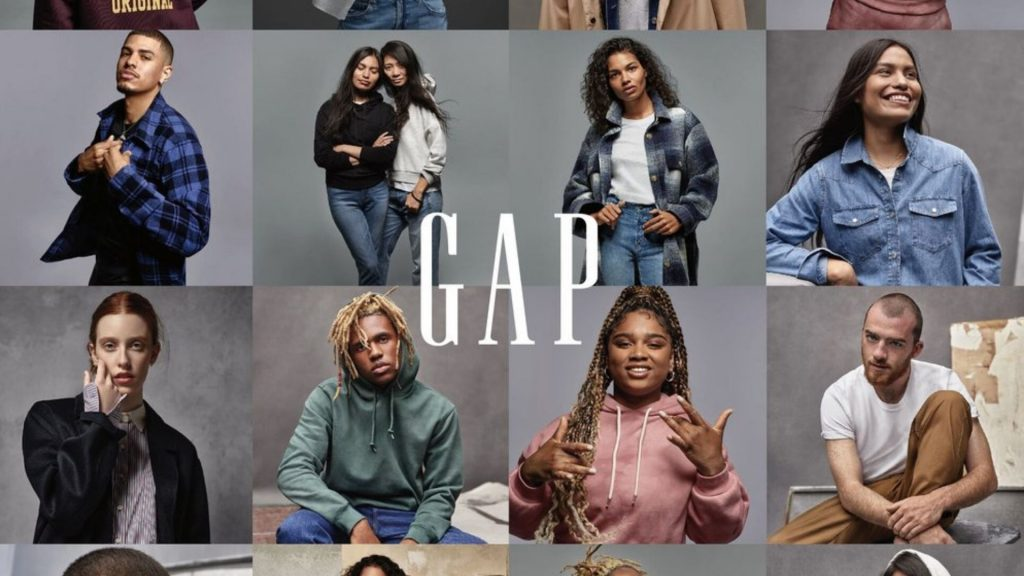 Gap launches fall campaign with 'culture shapers'