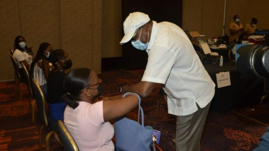 Vaccination Blitz for Tourism Workers